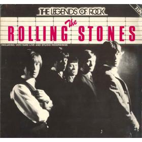 The Rolling Stones Lp Vinile The Legends Of Rock / Decca 6.28501 DP Nuovo