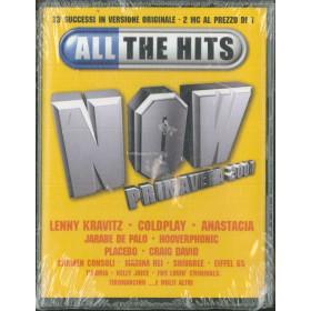 AA.VV 2x MC7 All The Hits Now Primavera 2001 / Virgin Sigillata 0724381020746