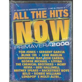 AA.VV 2x MC7 All The Hits Now Primavera 2000 / EMI Sigillata 0724384925147