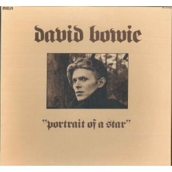 David Bowie Lp Vinile Portrait Of A Star / RCA Victor ‎PL 37700 Sigillato
