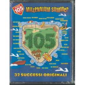 AA.VV 2x MC7 105 Millennium Summer / EMI Sigillata 0724352802241