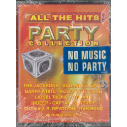 AA.VV 2x MC7 All The Hits Party Collection / EMI – 5 32442 4 Sigillata