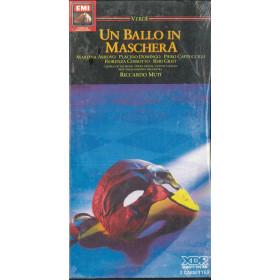 Giuseppe Verdi 2x MC7 Un Ballo In Maschera / EMI 29 0710 5 Sigillata