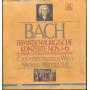 Bach, Harnoncourt 2x MC7 Brandenburgische Konzerte Nos. 1-6 / Nuova