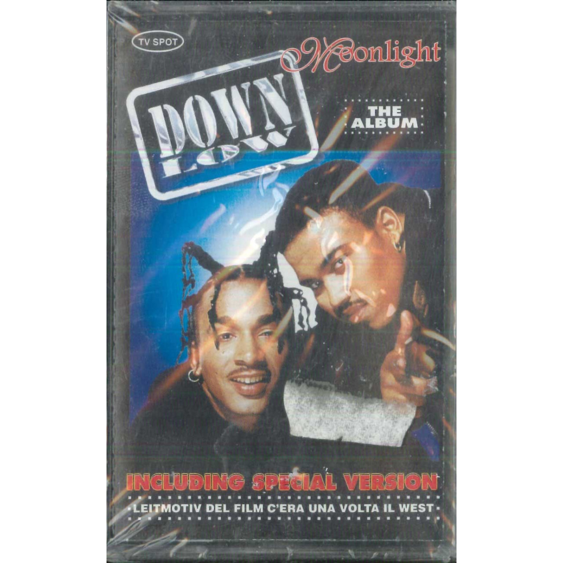 Down Low MC7 Moonlight The Album / BRI 13514 Sigillata 8012842135149