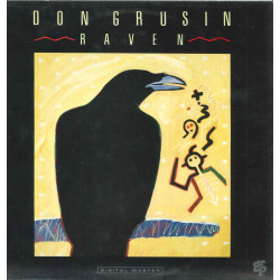 Don Grusin Lp Vinile Raven / GRP 9602-1 Nuovo 0011105960212