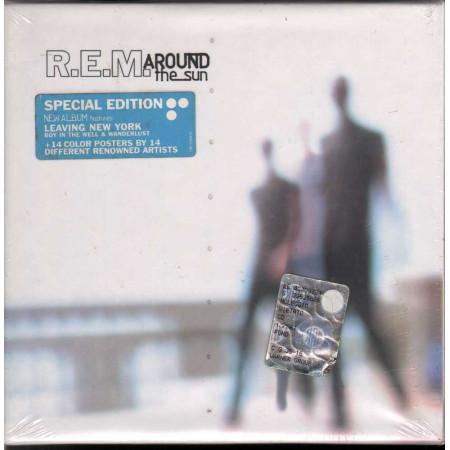 R.E.M. Box CD Around The Sun Special Ed / Warner Bros Sigillato 0093624890621
