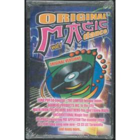 AA.VV MC7 Original Magic Dance Vol. 1 / GRMC 013 Sigillata 8022546007918