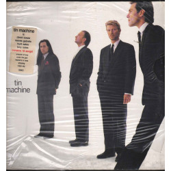 Tin Machine Lp 33giri Tin Machine (Omonimo) Nuovo Sigillato 0077779199013