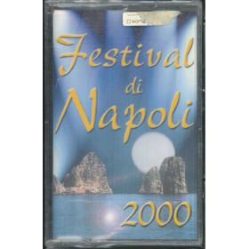 AA.VV MC7 Festival Di Napoli 2000 / MC 7007 Sigillata 8026363700748