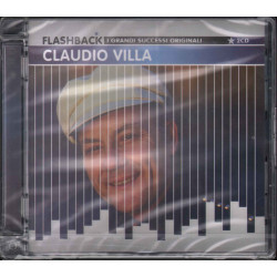 Claudio Villa CD I Grandi Successi Originali Flashback New / RCA Sony Sigillato