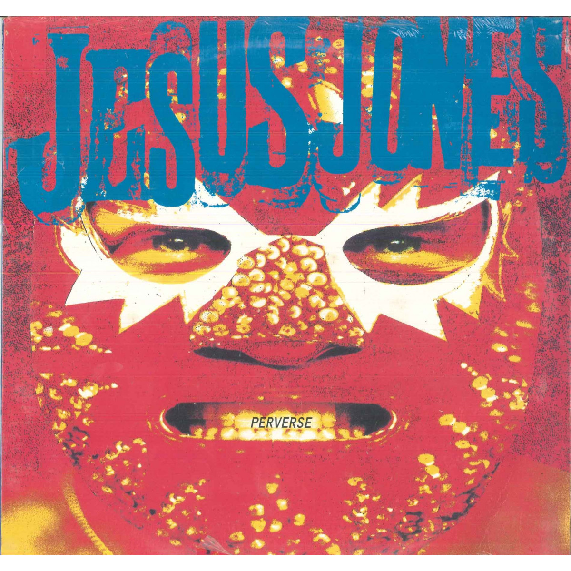 Jesus Jones Lp Vinile Perverse / EMI Food Sigillato 0077778064718