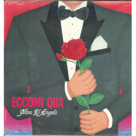 Nino D'Angelo Lp Vinile Eccomi Qua / Vis Radio LP IM 796 Sigillato