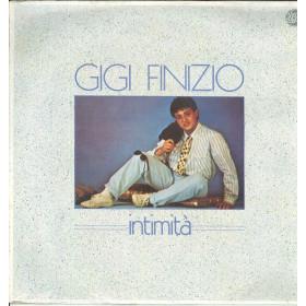 Gigi Finizio Lp Vinile Intimita' / Visco Disc VD 35504 Sigillato
