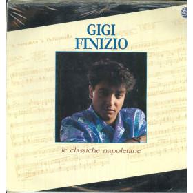 Gigi Finizio Lp Vinile Le Classiche Napoletane / Visco VD 35520 Sigillato