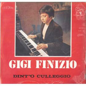 Gigi Finizio Lp Vinile Dint'o Culleggio / Scugnizzo LPSC 305 Sigillato