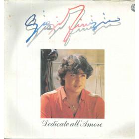 Gigi Finizio Lp Vinile Dedicate All'Amore / Visco Disc VD 35502 Sigillato
