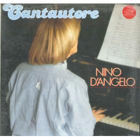 Nino D'Angelo Lp Vinile Cantautore / Vis Radio LP1001 Gatefold Sigillato
