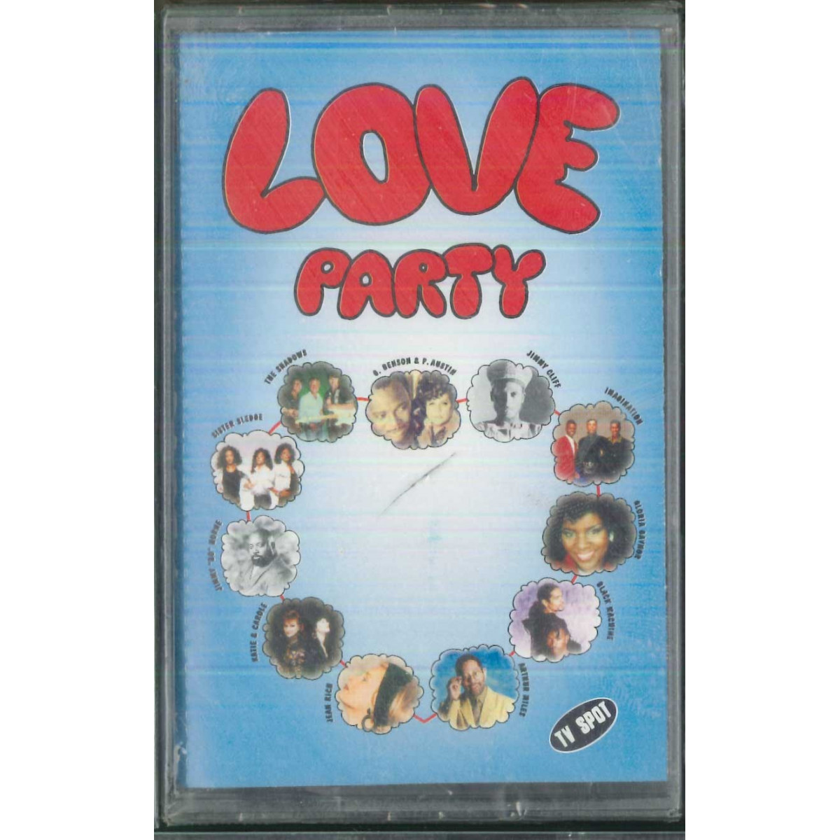 AA.VV ‎‎‎MC7 Love Party / MNK 1038 Sigillata 8012861103846