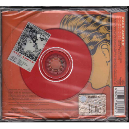 Dale Arden CD's Singolo Gimme More Nuovo Sigillato 5099767456019