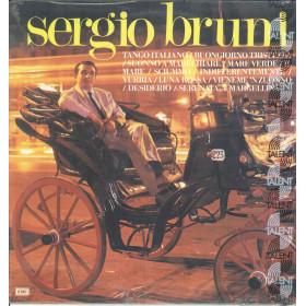 Sergio Bruni Lp Vinile Sergio Bruni Omonimo Same / EMI 54 1186311