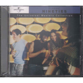 AA.VV. CD Classic Nineties - The Universal Masters Coll Sigillato 0602498111901