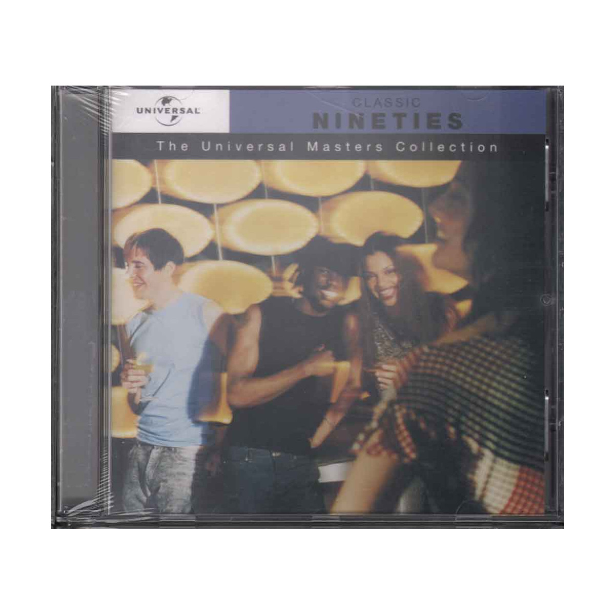 AA.VV.  CD Classic Nineties - The Universal Masters Coll Sigillato 0602498111901