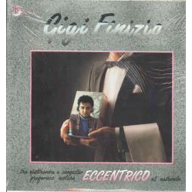 Gigi Finizio Lp Vinile Eccentrico / Visco Disc LP 70118 Sigillato