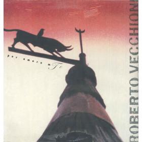 Roberto Vecchioni Lp Vinile Per Amore Mio / EMI 66 7953861 Italia Sigillato