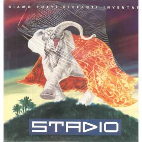Stadio Lp 33giri  Siamo tutti elefanti inventati Nuovo Sigillato 0077779780716