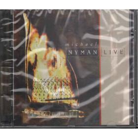 Michael Nyman  CD Live - Italia Nuovo Sigillato 0724383991723