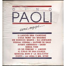 Gino Paoli Lp Vinile Ieri Oggi / Five Record FM 18010 Sigillato
