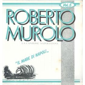 Roberto Murolo Lp Vinile La Canzone Napoletana Vol 4 / Phoenix Sigillato