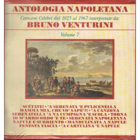 Bruno Venturini Lp Vinile Antologia Napoletana Vol 7 / Saar Joker Sigillato