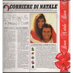 Al Bano & Romina Power Lp Vinile Corriere di Natale CGD Sigillato 0090317561714