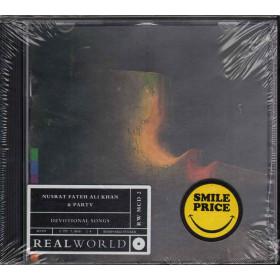 Nusrat Fateh Ali Khan & Party CD Devotional Songs / EMI Sigillato 0077778656128