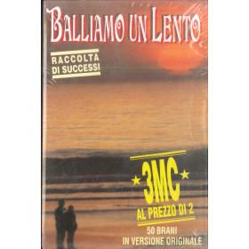 AA.VV 3x MC7 Balliamo Un Lento / DUBMC 1002-4-8 Sigillata 8012958740084