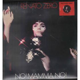 Renato Zero Lp Picture Disc No Mamma No Limited Ed Numerata / RCA Sigillato