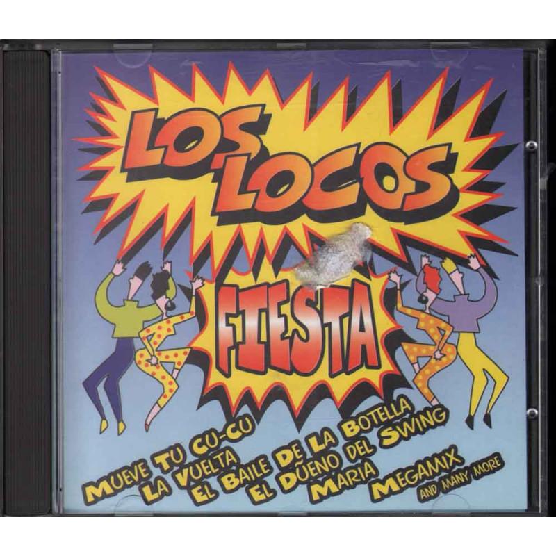 Los Locos CD Fiesta  Nuovo 8012861003122