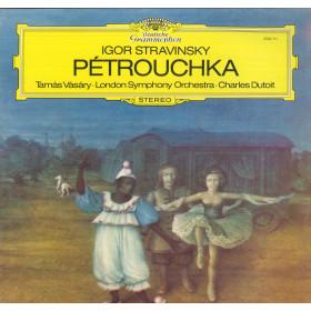 Stravinsky / Lndon Symphony Vasary Dutoit Lp Vinile Petrouchka Deutsche Nuovo
