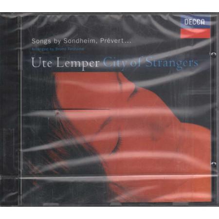 Ute Lemper -  CD City Of Strangers  Nuovo Sigillato 0028944440027