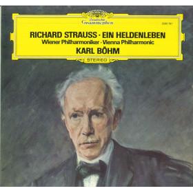 Richard Strauss Wiener Philharmoniker Karl Bohm Lp Vinile Ein Heldenleben Nuovo