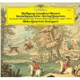 Mozart Melos Quartett Stuttgart Lp Streichquartette • String Quartets Nuovo DG