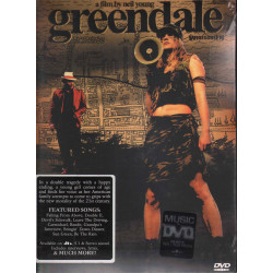 Neil Young DVD A Film By Neil Young Greendale Sanctuary Sigillato 5050361740041