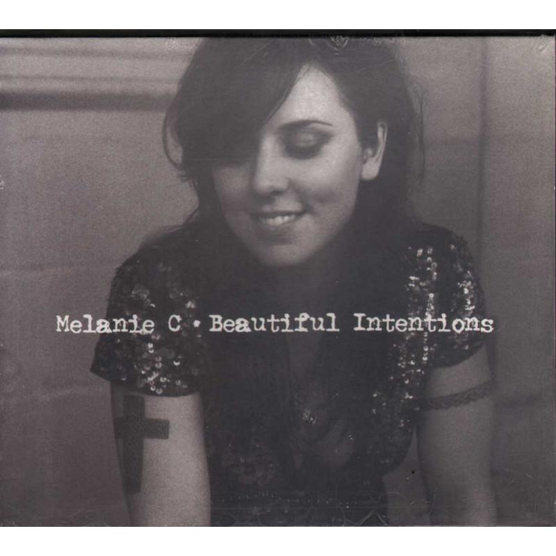 Melanie C - CD Beautiful Intentions Slipcase Nuovo Sigillato 8005020194021