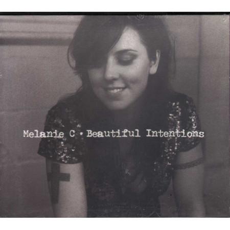 Melanie C CD Beautiful Intentions / Planet Records Slipcase Sigillato