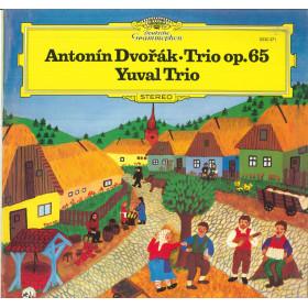 Antonin Dvorak / Yuval Trio Lp Vinile Trio Op 65 / Deutsche Grammophon Nuovo DG