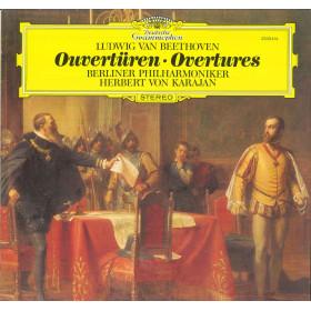 Beethoven Berliner Philharmoniker von Karajan Lp Ouvertüren Overtures Nuovo DG