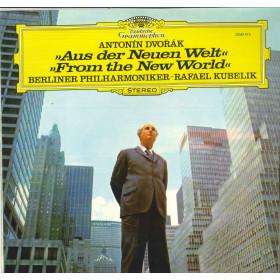 Dvorak Berliner Philharmoniker Kubelik Lp Aus Der Neuen Welt Deutsche Nuovo DG