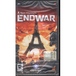 Tom Clancy's End War Videogioco PSP / Ubisoft Sigillato 3307210413239